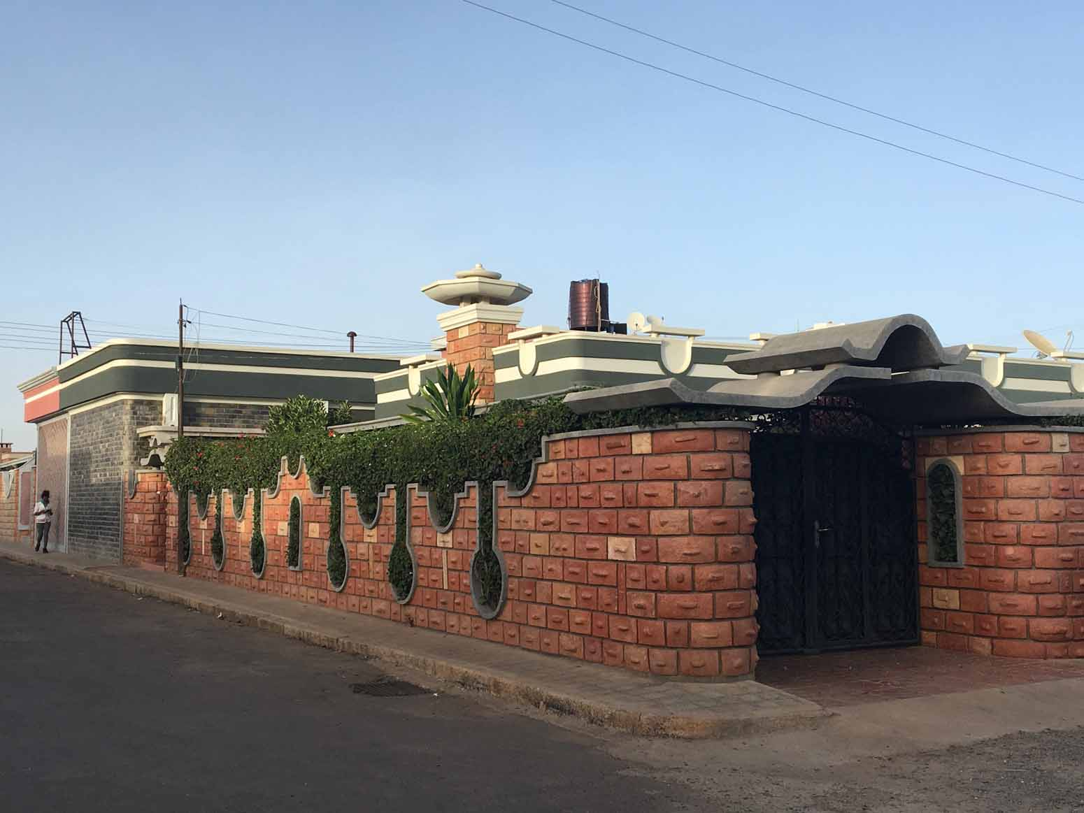 Isolation in Asmara - ECA International