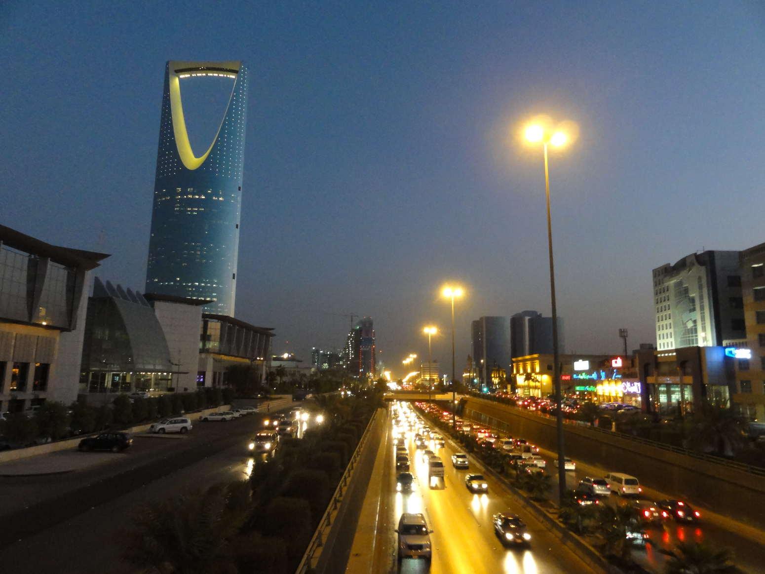 what best ways travel from jeddah riyadh