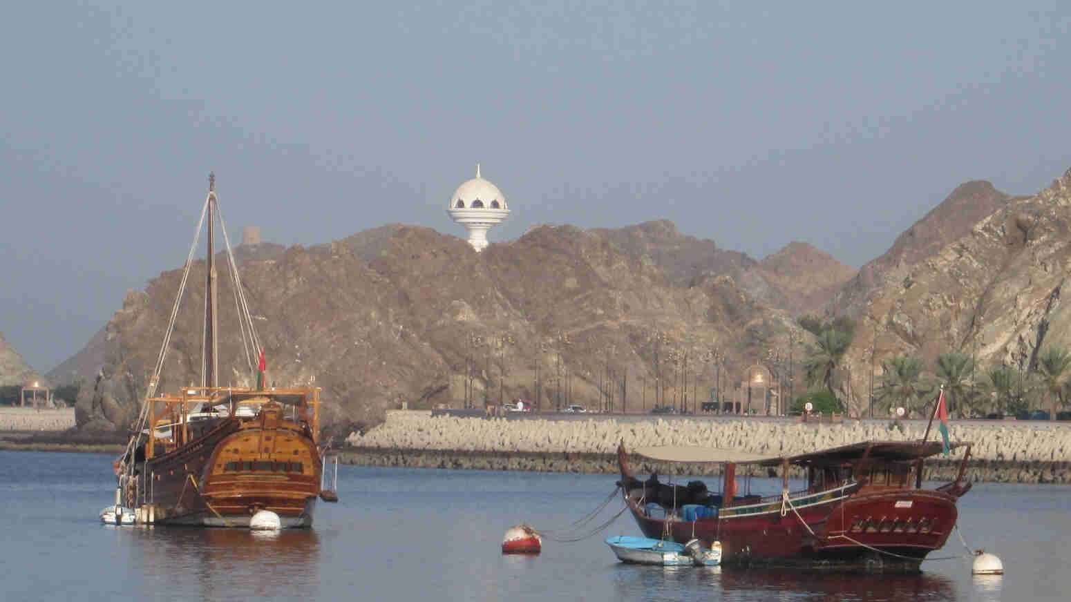 Guest blog: On not getting angry in Oman and other useful travel