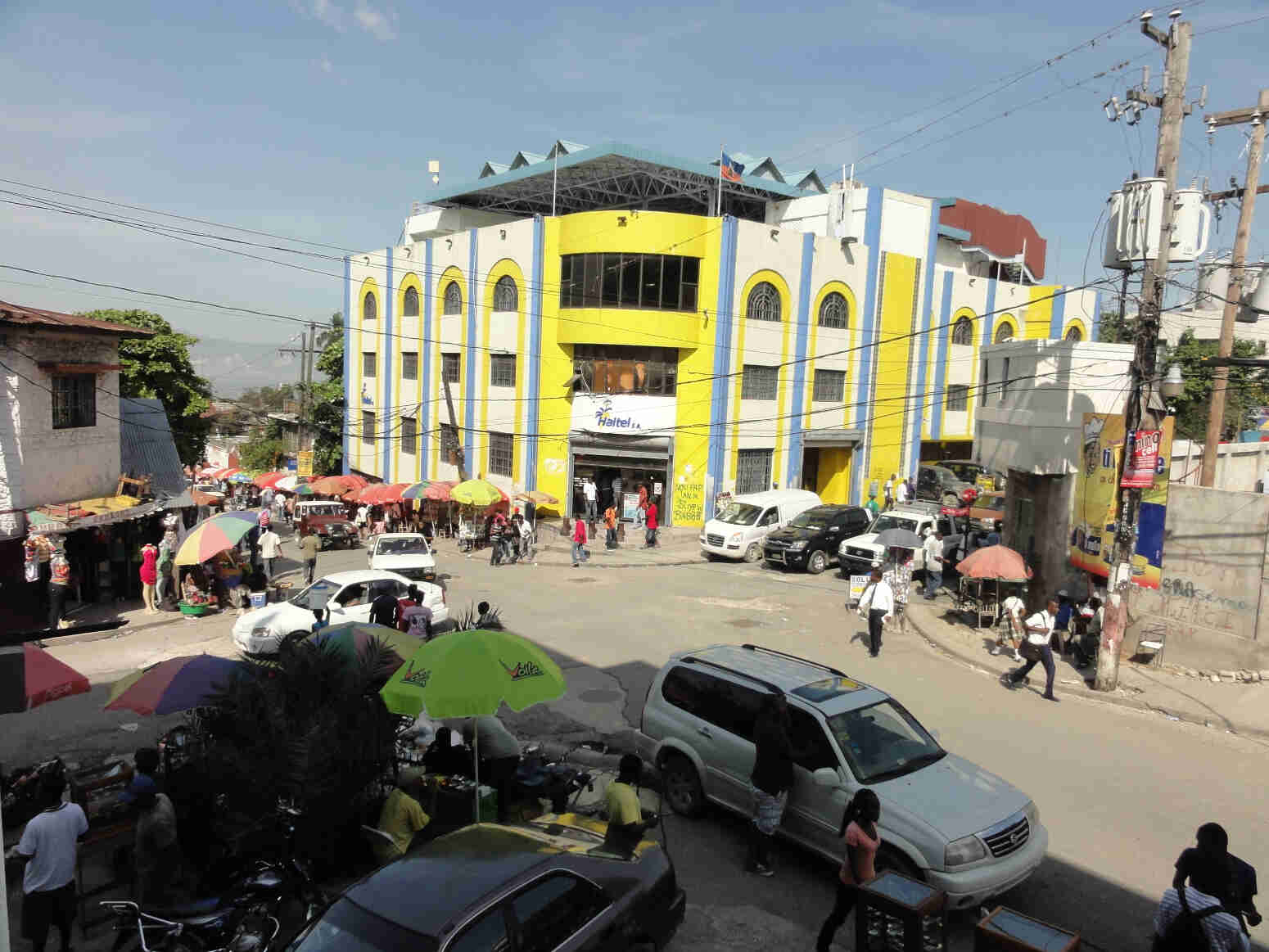 Haiti Three Years After The Earthquake Eca International