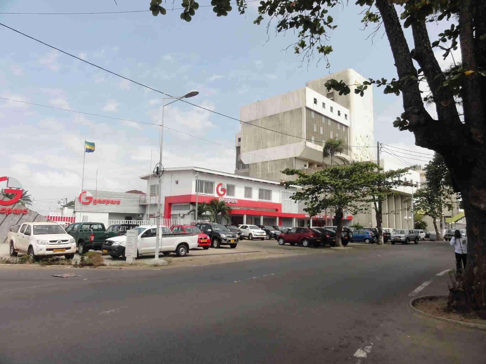Port-Gentil City